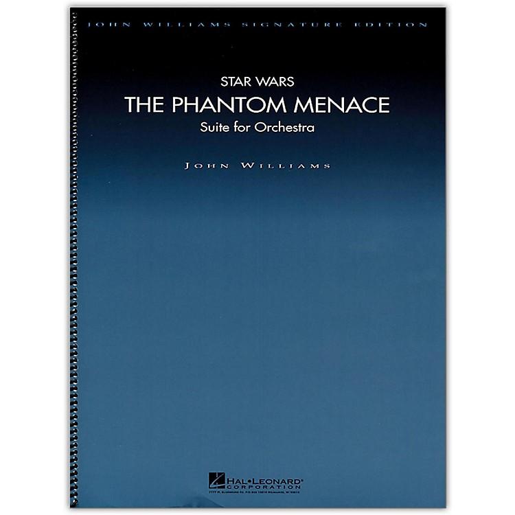 Hal LeonardStar Wars: The Phantom Menace - John Williams Signature Edition Orchestra