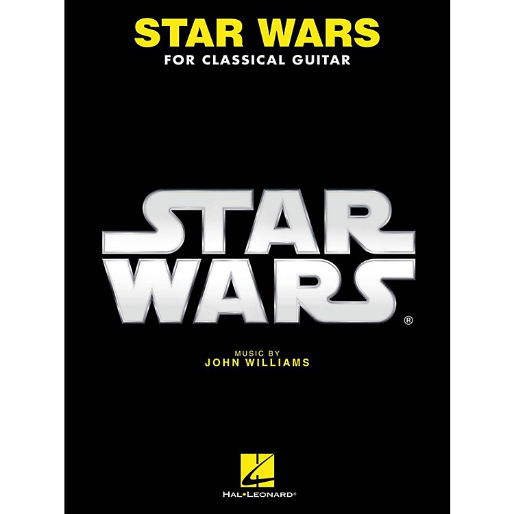 Hal Leonard Star Wars for Classical Guitar (Standard Notation & Tab)