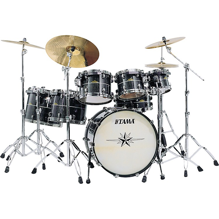 Tama Starclassic Exotix Limited Edition 7-Piece Drum Set