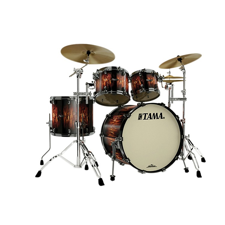 Tama Starclassic Maple 4-Piece Shell Pack