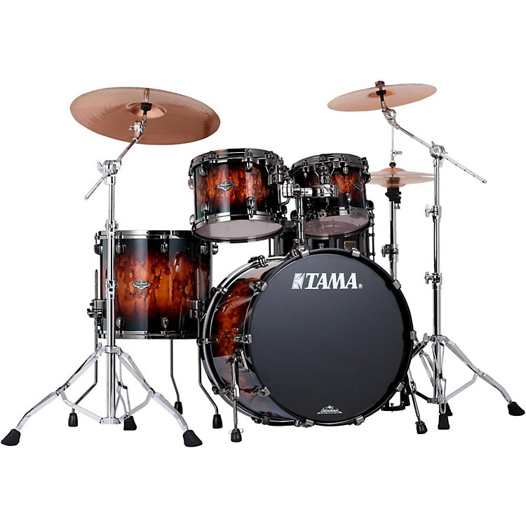 Tama Starclassic Performer B/B 4-Piece Shell Pack with 22