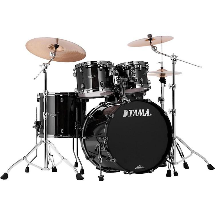 TamaStarclassic Performer B/B Exotix Limited Edition 4-Piece Shell PackBlackLacebark Pine