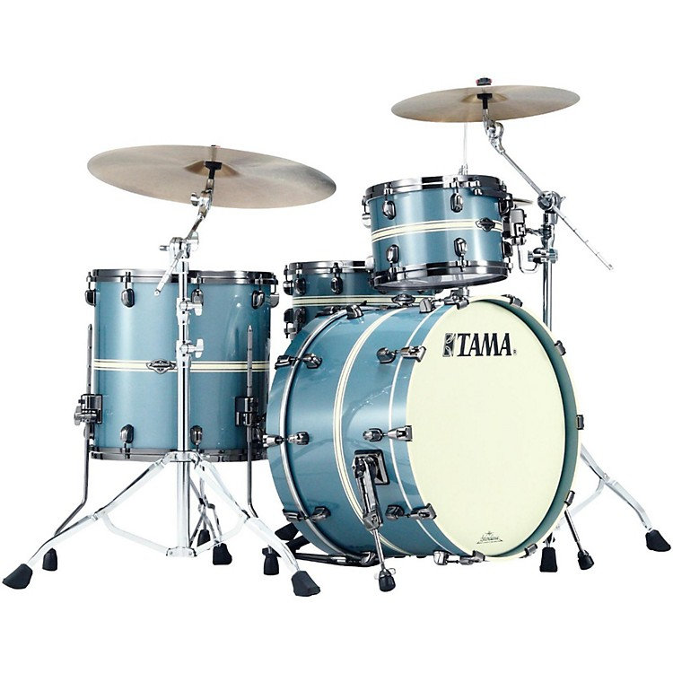 Tama Starclassic Performer B/B Limited Edition 3-Piece Shell Pack Electron Blue