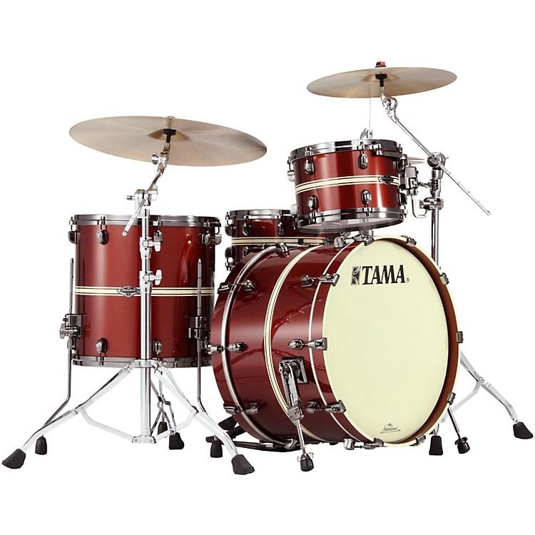 TamaStarclassic Performer B/B Limited Edition 3-Piece Shell PackFire Brick Red