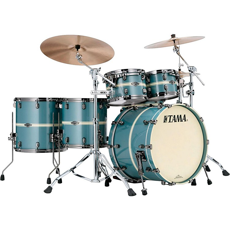 TamaStarclassic Performer B/B Limited Edition 5-Piece Shell PackElectron Blue