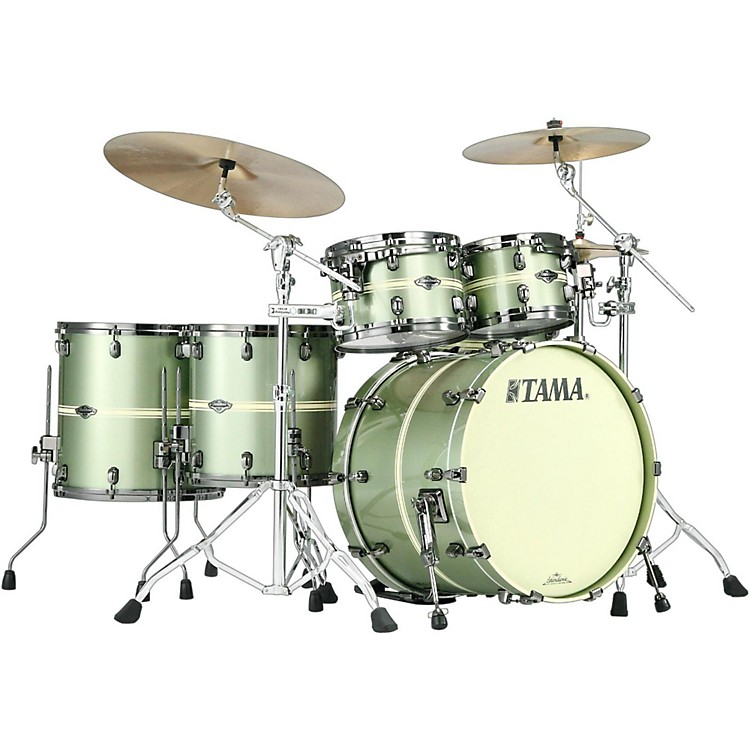 TamaStarclassic Performer B/B Limited Edition 5-Piece Shell PackTempest Green
