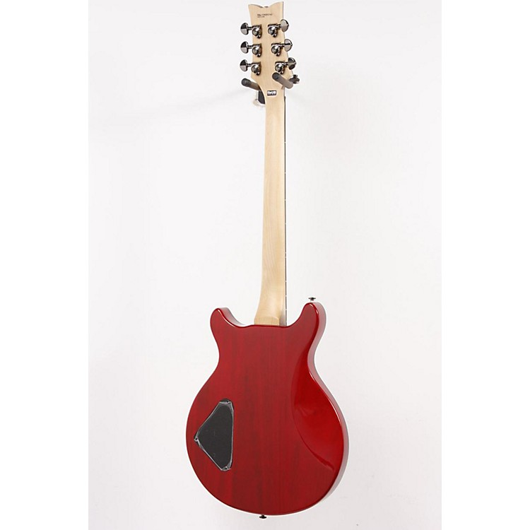 Daisy Rock Stardust Elite Classic Electric Guitar Red Rocker 886830935343