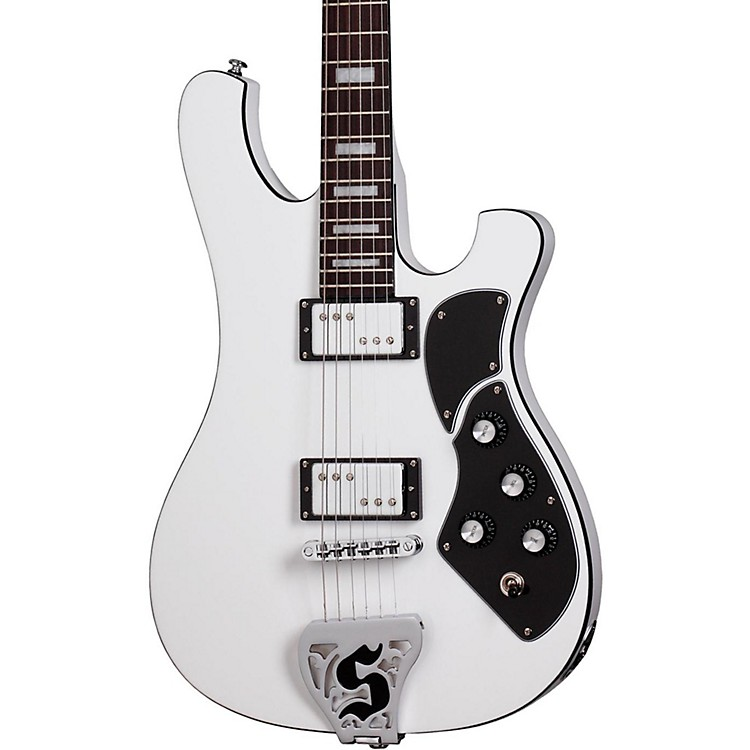 Schecter Guitar Research Stargazer-6 Electric Guitar White