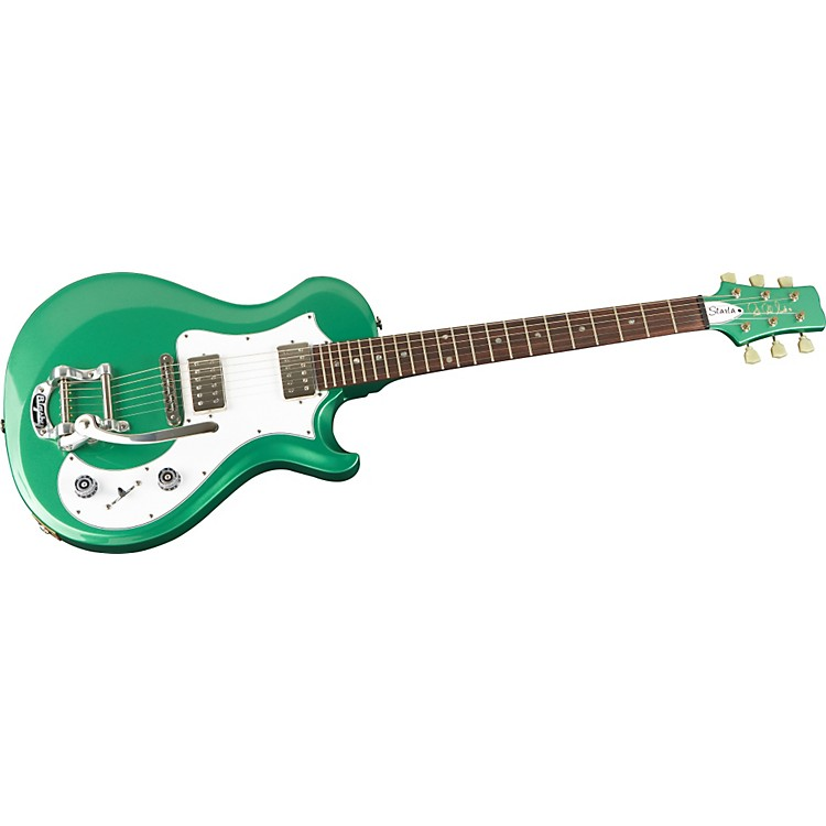 PRSStarla LTD Electric Guitar W/ BigsbyMetallic Green