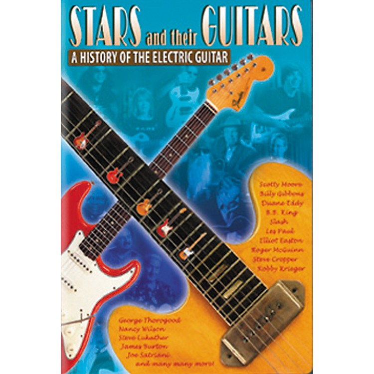 Gear One Stars and Their Guitars (DVD)