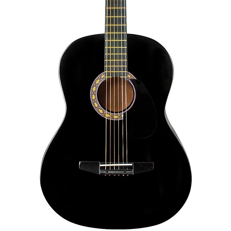 Rogue Starter Acoustic Guitar Black