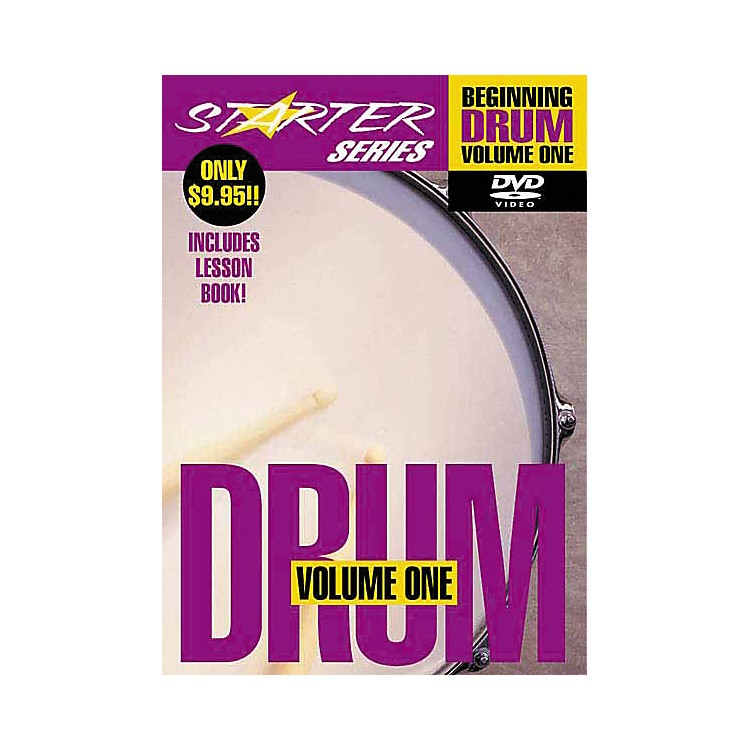 Hal LeonardStarter Series Drum DVD