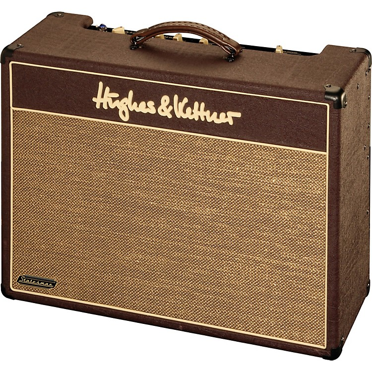 Hughes & KettnerStatesman Series STM Quad EL84 40W 1x12 Tube Guitar Combo AmpBurg