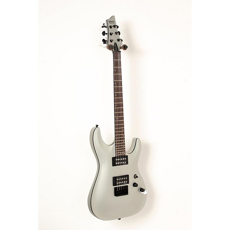 Schecter Guitar ResearchStealth C-1 Electric GuitarSatin Silver888365839042