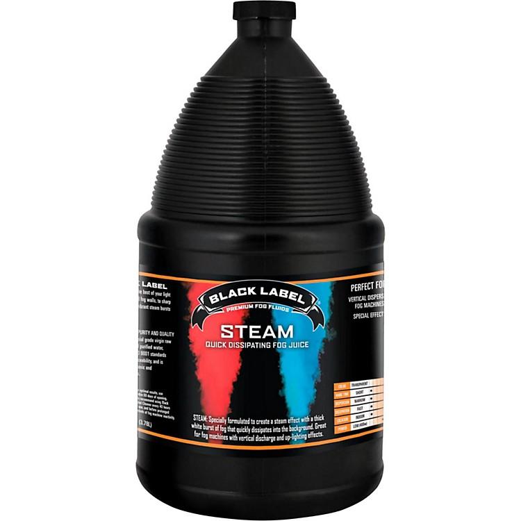 Black LabelSteam Quick Dissipating Fog Juice - 1 Gallon