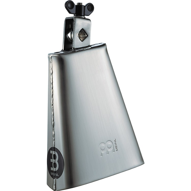 Meinl Steel Bell Cowbell - Big Mouth  6.25 in.