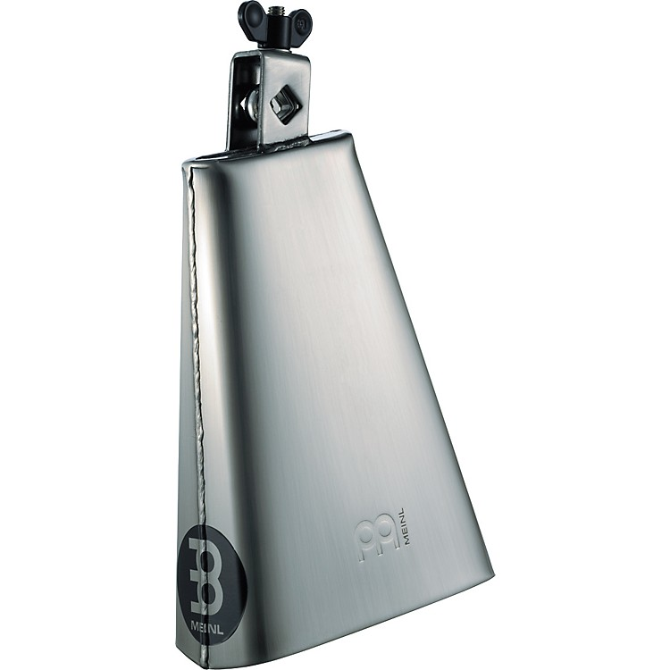 MeinlSteel Bell Cowbell - Big Mouth8 in.