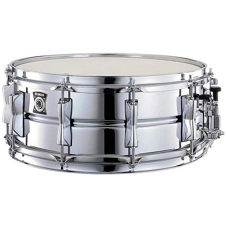 YamahaSteel Snare14X5.5 Inches