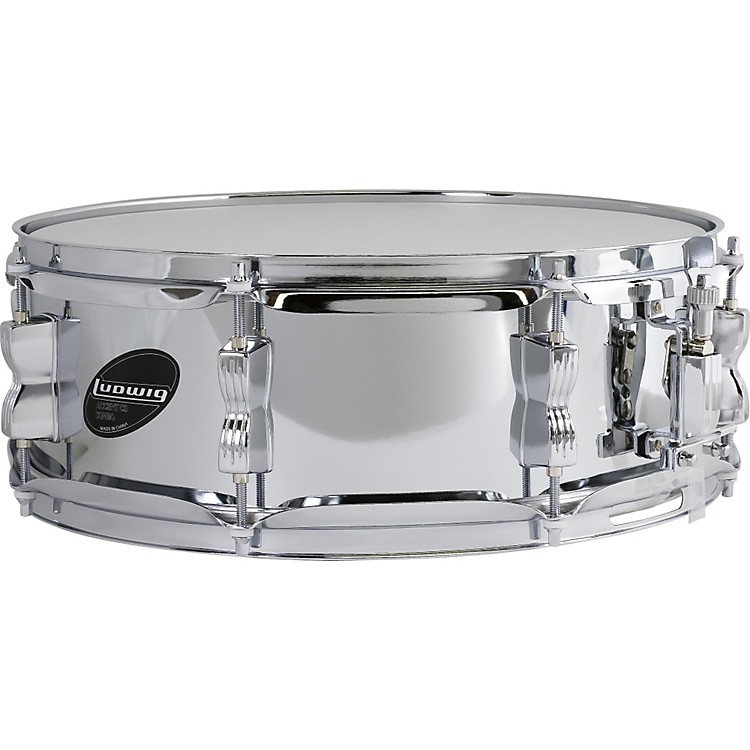 LudwigSteel Snare Drum14 x 5 in.