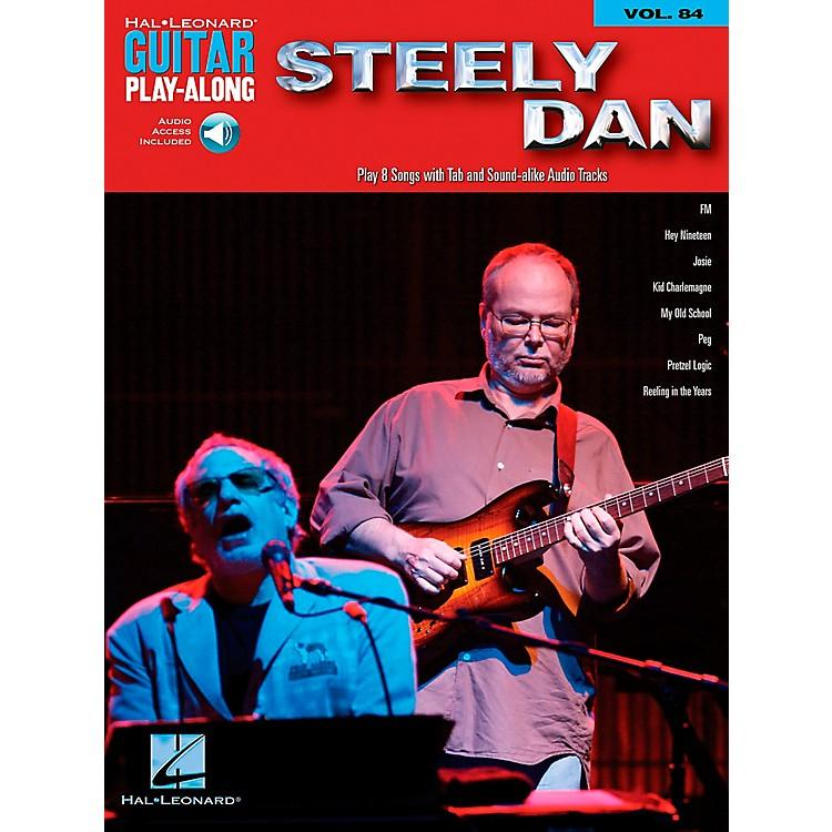 Hal LeonardSteely Dan - Guitar Play-Along Volume 84 (Book/CD)