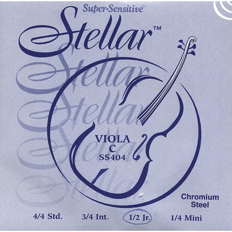 Super SensitiveStellar Viola StringsC, Medium15+ Inch