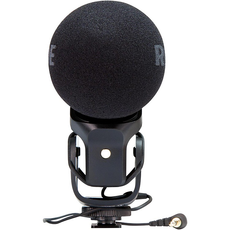 Rode MicrophonesStereo VideoMic Pro Stereo On-Camera Microphone