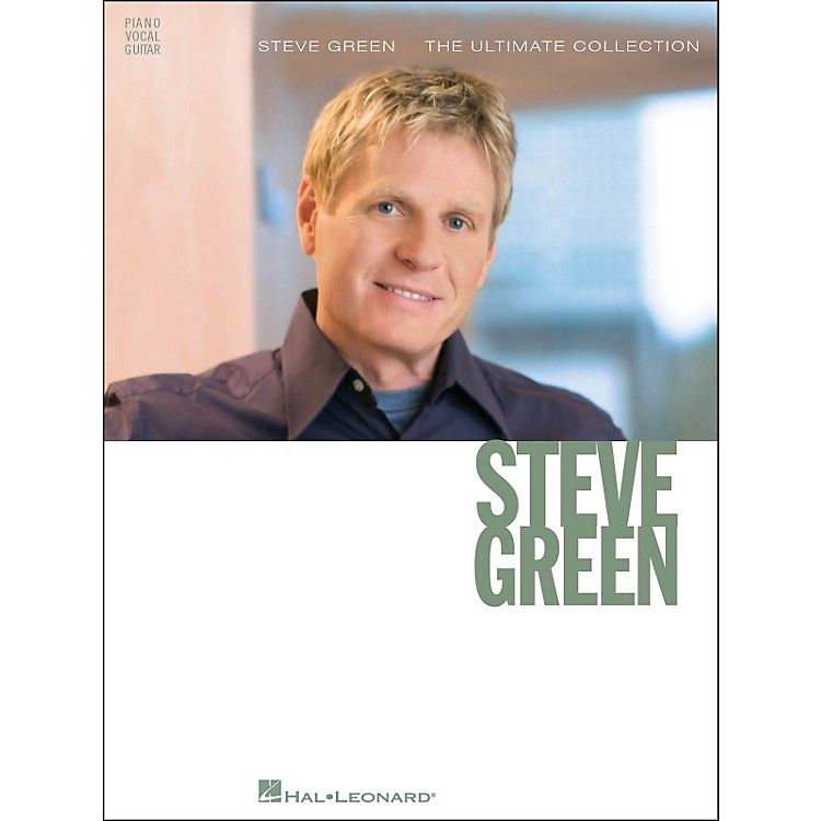 Hal LeonardSteve Green The Ultimate Collection arranged for piano, vocal, and guitar (P/V/G)