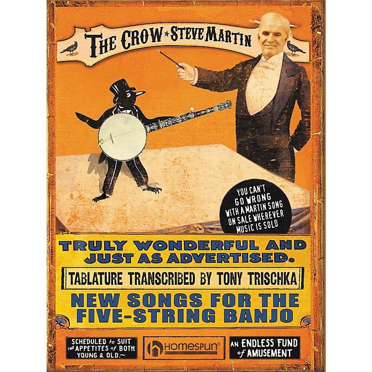 Hal LeonardSteve Martin - The Crow: New Songs for the 5-String Banjo (Tab book)