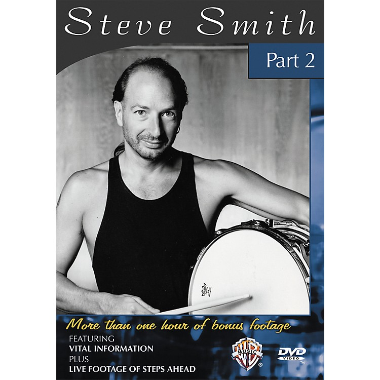 Alfred Steve Smith Part 2 (DVD)
