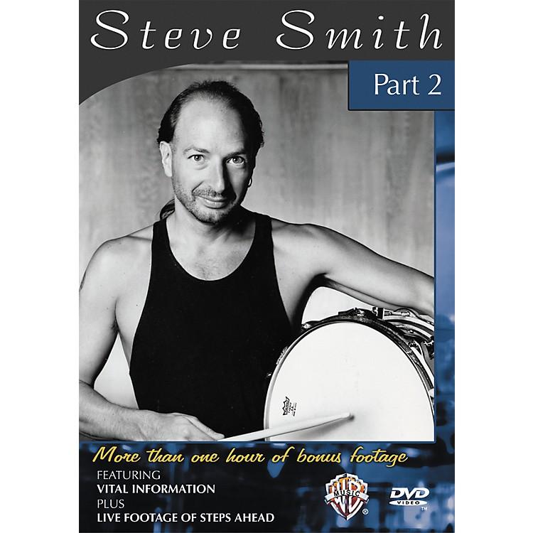 AlfredSteve Smith Part 2 (DVD)