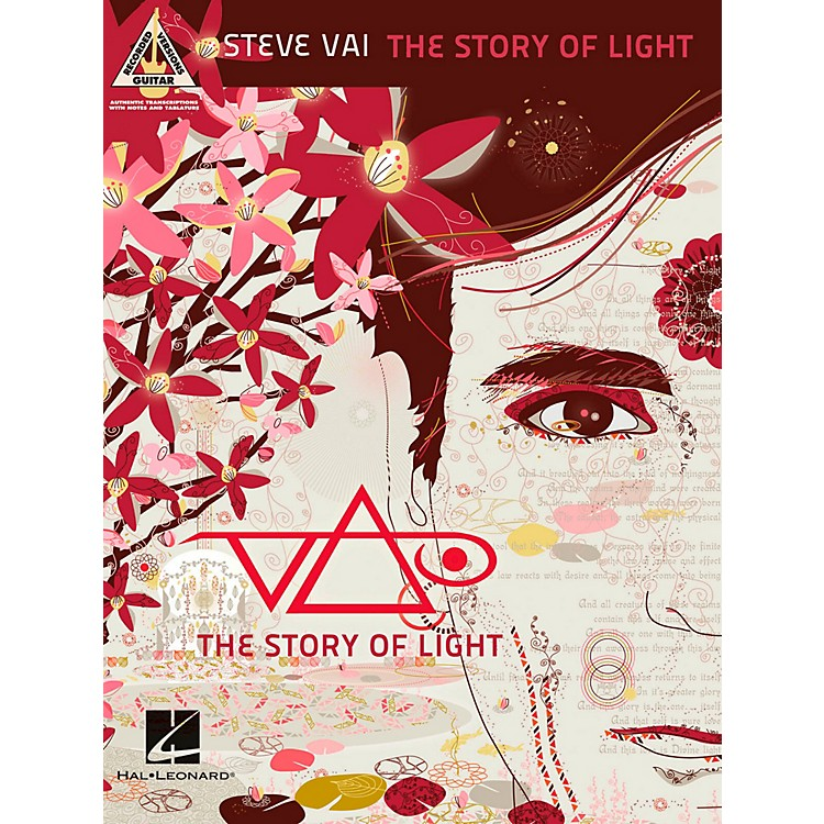 Hal Leonard Steve Vai - The Story Of Light Guitar Tab Songbook