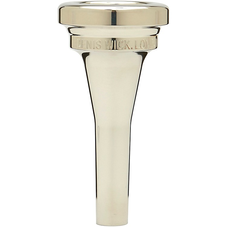 Denis Wick Steven Mead Euphonium Mouthpiece in Silver