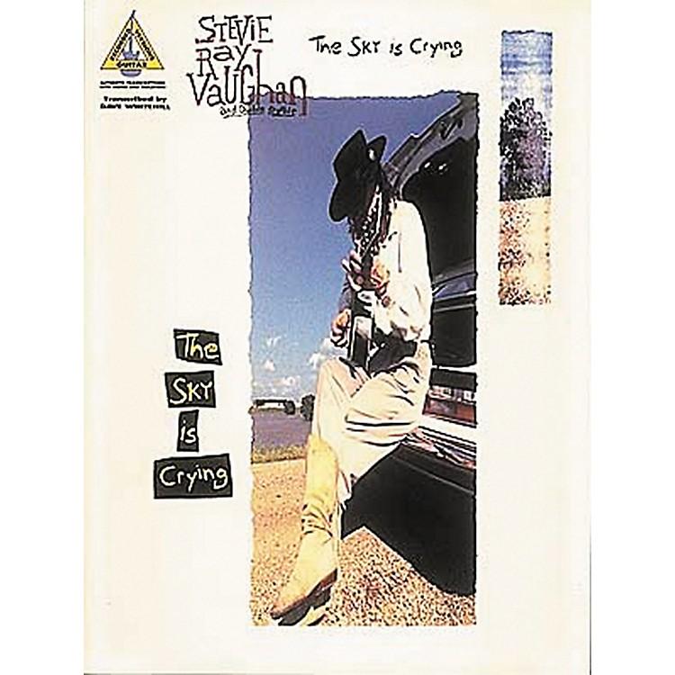 Hal LeonardStevie Ray Vaughan - The Sky Is Crying Guitar Tab Book