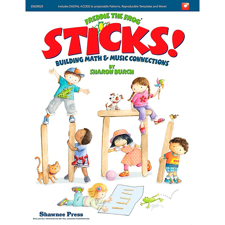 Hal Leonard Sticks! Building Math and Music Connections Book/CD-ROM