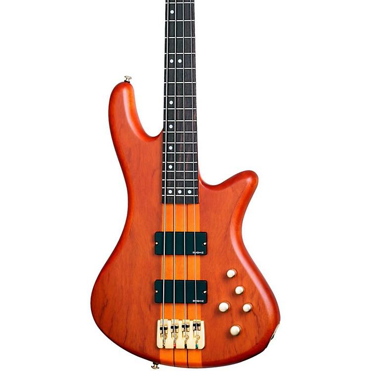 Schecter Guitar ResearchStiletto Studio-4 BassSatin Honey