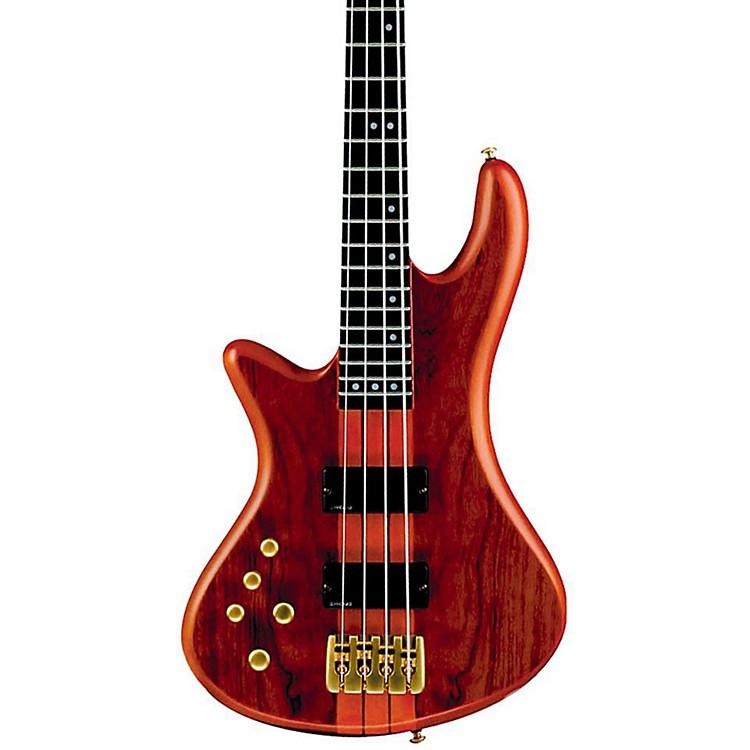 Schecter Guitar ResearchStiletto Studio-4 Left-Handed BassHoney Satin