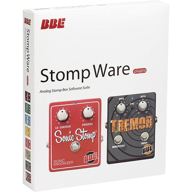BBEStomp Ware Effects Plug-Ins