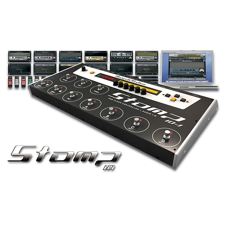 IK MultimediaStompIO Amplitube Stage Controller And Audio Interface