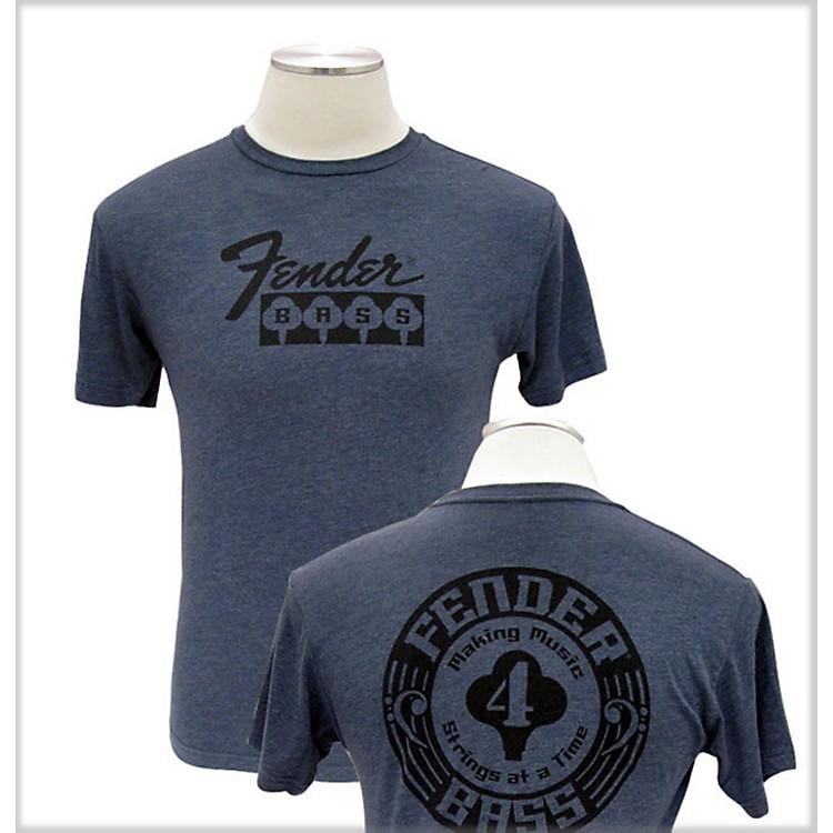 FenderStrat Sunrise T-ShirtIndigoSmall