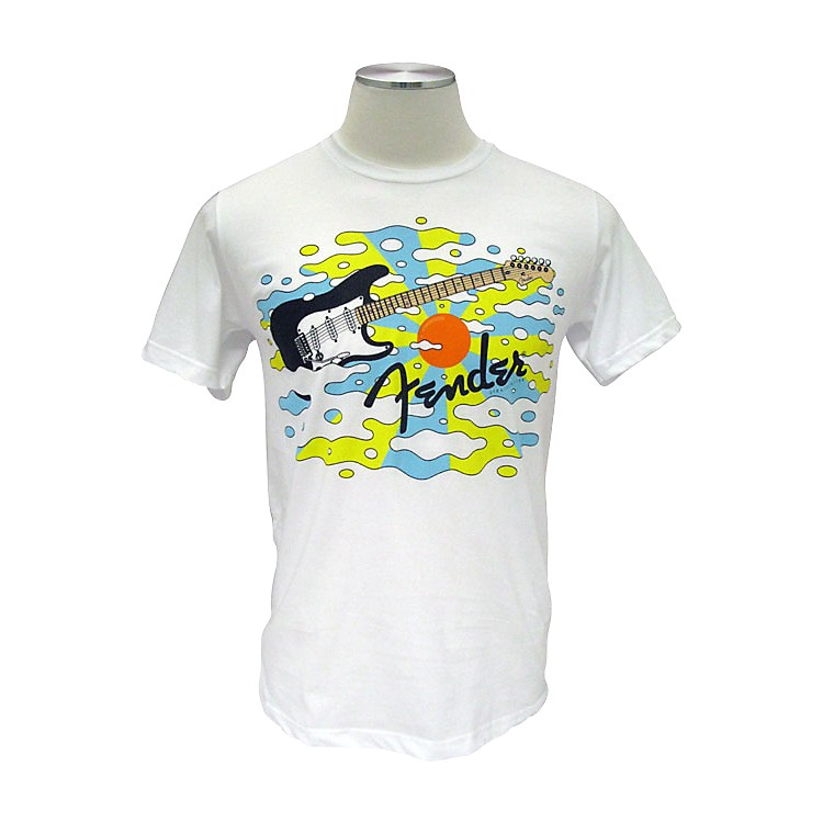 Fender Strat Sunrise T-Shirt