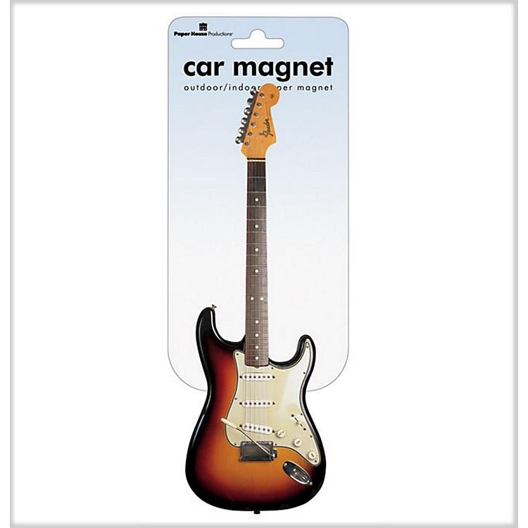 FenderStratocaster Car Magnet