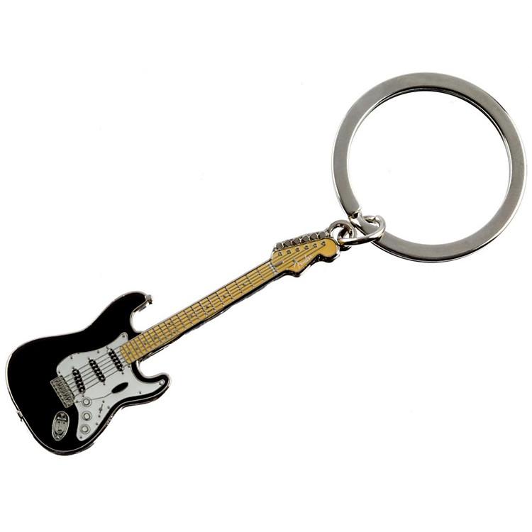 FenderStratocaster KeychainBlack
