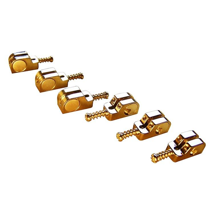 Full Contact HardwareStratocaster Saddle KitGold