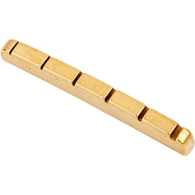 FenderStratocaster/Telecaster Pre-Slotted Brass String Nut