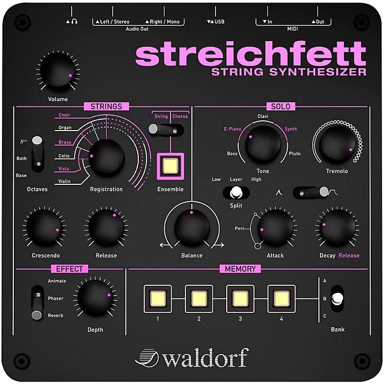 WaldorfStreichfett Desktop Synthesizer