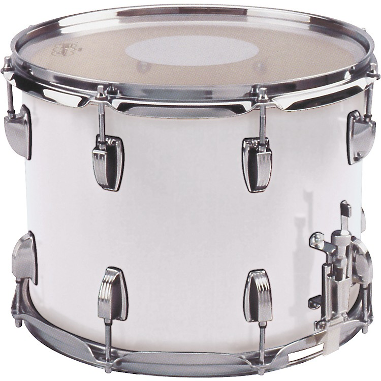 Ludwig Strider Snare Drum White 10x14