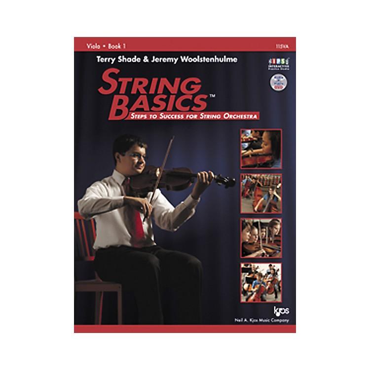 KJOSString Basics Book 1 for Viola