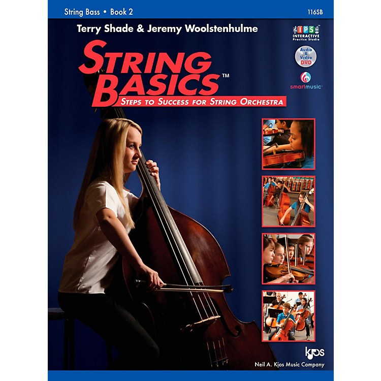 KJOSString Basics Book 2 - String Bass