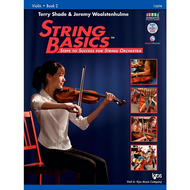 KJOSString Basics Book 2 - Violin