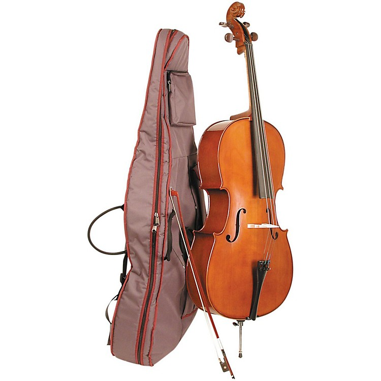 Stentor Student II Series Cello Outfit 1/2 Size